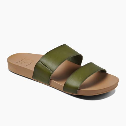 Reef Cushion Bounce Vista(Olive)