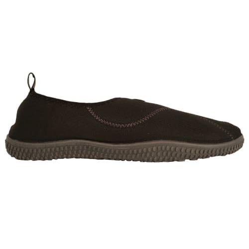 Freesport Slip-On Aqua Booties Black/Charcoal