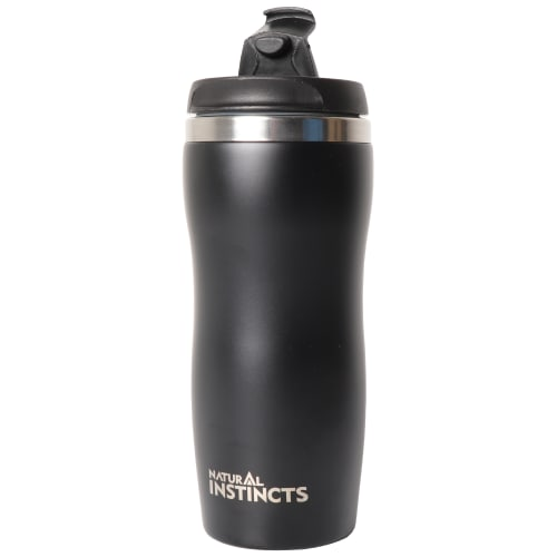 Natural Instincts Stainless Steel Travel Mug 350ml