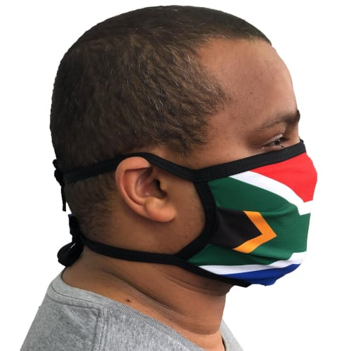 First Ascent SA Fabric Face Mask