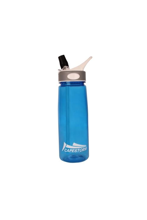 Capestorm Flip Straw Tritan 750ml Waterbottle