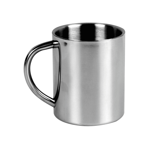 Natural Instincts Stainless Steel Mug 300ml