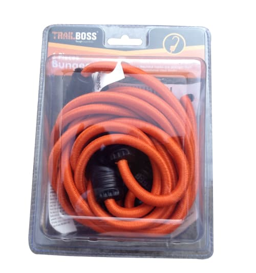 TrailBoss Bungee Set 6pc