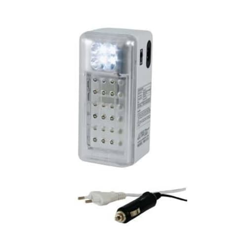 UltraTec Compact Emergency 220V/12V Lamp