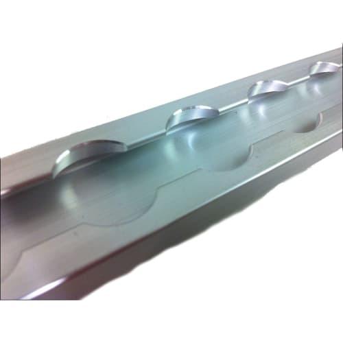 SecureTech Aluminium Cargo Track 1.5m