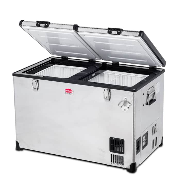 Snomaster 83L Dual Zone Fridge
