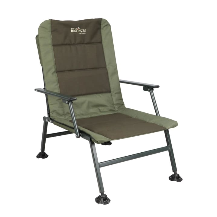 Natural Instincts Platinum Fishing Chair