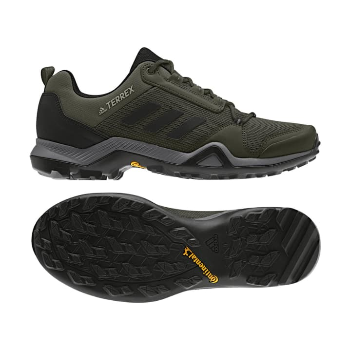 Adidas Terrex AX3 Night Cargo/Core Blk/Raw Khaki