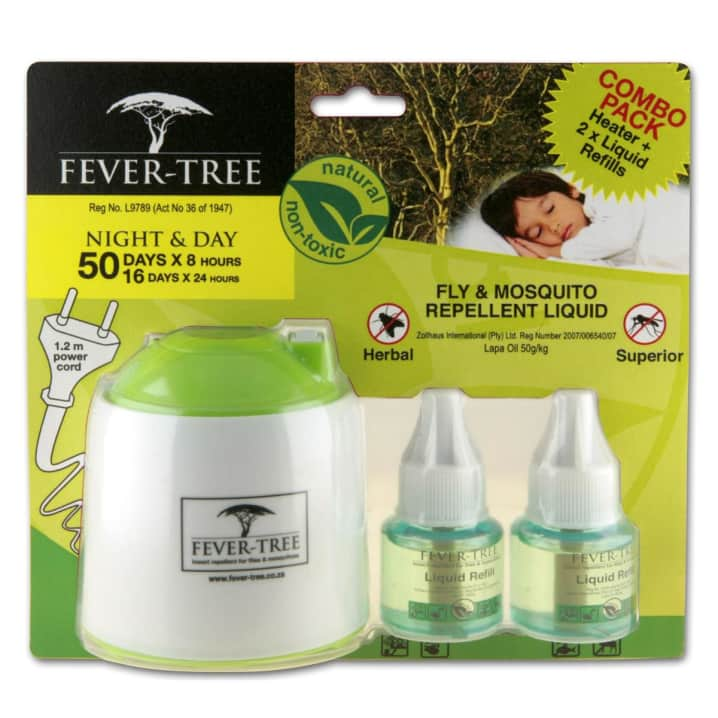 Fever Tree Non-Toxic Liquid plug-in Combo Pack