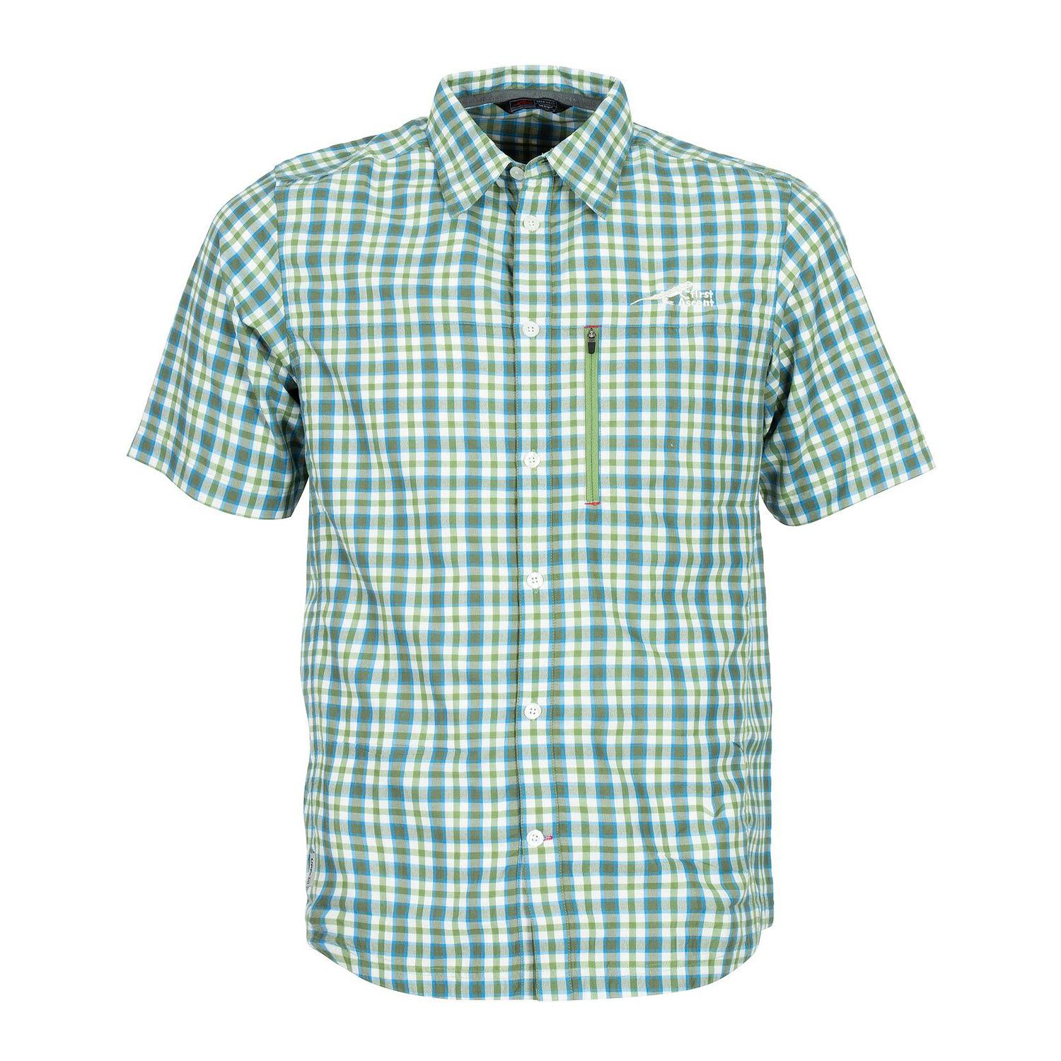 ... Men s Madras Short Sleeve Shirt · Tap to expand 50f291395b53