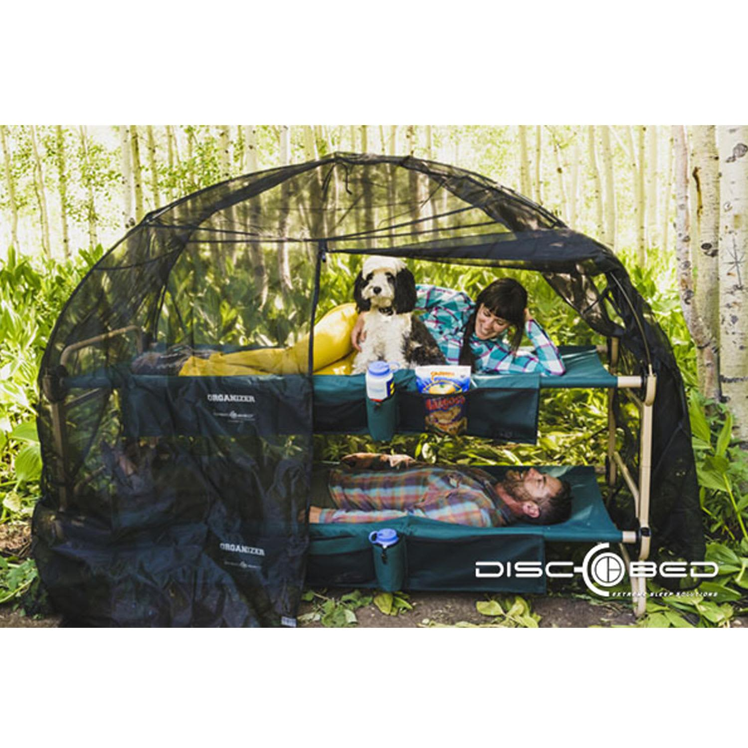 Disc O Bed Xl With Organisers