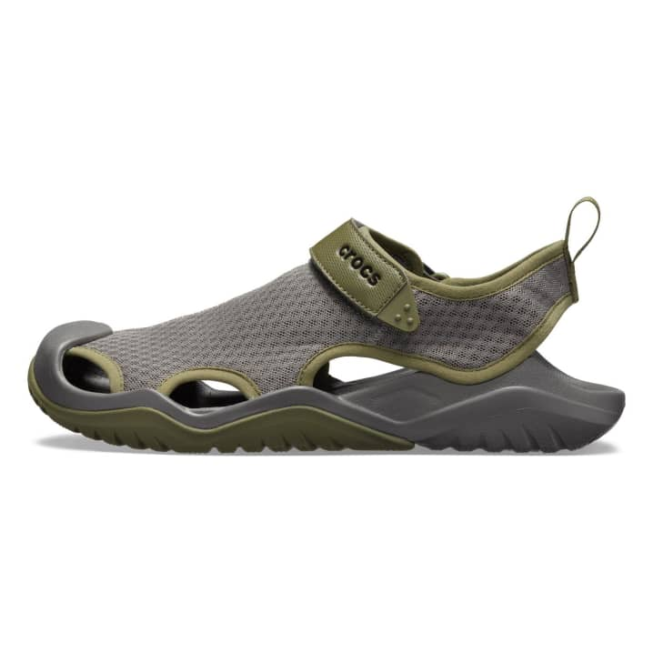 Crocs Men's Swift Water Mesh Deck