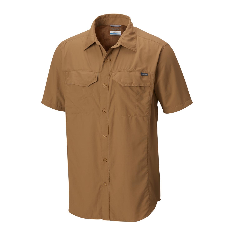 85c4eeb1763 HomeApparelMenShirtsShort Sleeve Columbia Men's Silver Ridge Short Sleeve  Shirt · Tap to expand