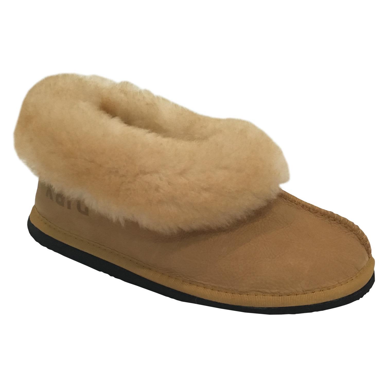 1d6891941df51 Karu Sheepskin Wool Slippers (Size: 8-12)