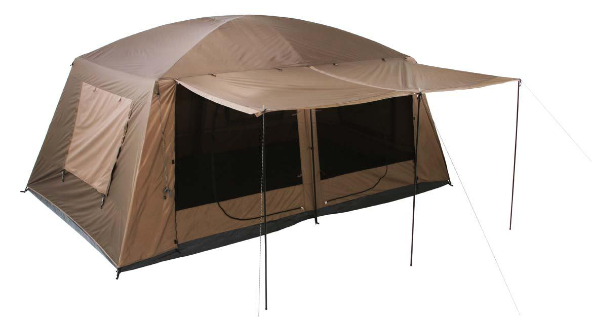 best service e44a0 7d505 Natural Instincts Lowveld Double Cabin 6-person Tent