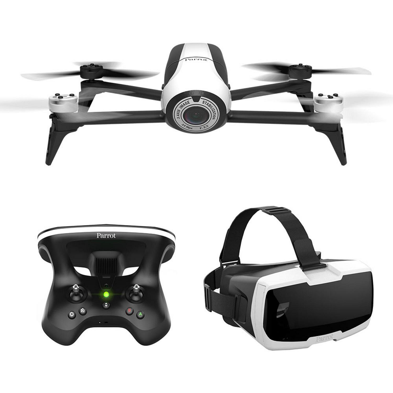 PARROT Bebop 2 drone + SkyController + FPV
