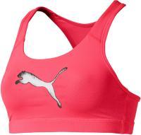 PUMA Sport-BH Damen pink alert