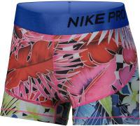 Nike Pro Hyper Femme Tights Damen laser fuchsia-game royal-active fuchsia