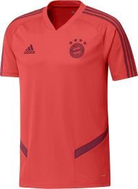 adidas FC Bayern München Funktionsshirt Herren bright red-active maroon