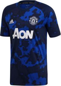 adidas Manchester United Prematch Funktionsshirt Herren mystery ink