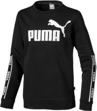 PUMA Amplified Sweatshirt Jungen puma-black