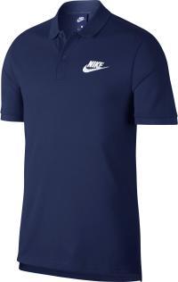Nike NSW Matchup Poloshirt Herren midnight navy-white