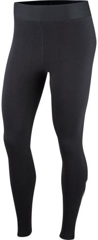 Nike NSW Legasee Futura Leggings Damen black-white