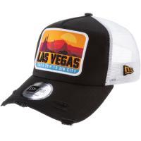 New Era Trucker A-Frame Cap black