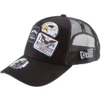 New Era Trucker A-Frame Cap black