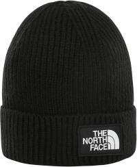 The North Face Box Logo Beanie Kinder tnf-black