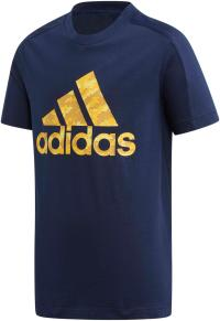 adidas ID T-Shirt Jungen collegiate-navy