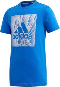 adidas Box Funktionsshirt Jungen blue