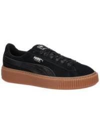 Puma Suede Platform Bubble Sneakers puma black
