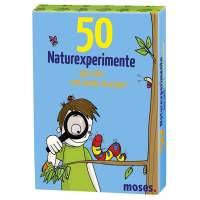 50 NATUREXPERIMENTE Kinder NOPUBLISHER
