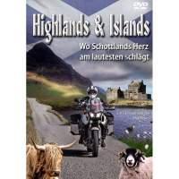 HIGHLANDS & ISLANDS DVD NOPUBLISHER