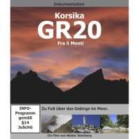 KORSIKA: GR20 - FRA LI MONTI BLURAY NOPUBLISHER