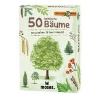 50 HEIMISCHE BÄUME Kinder NOPUBLISHER