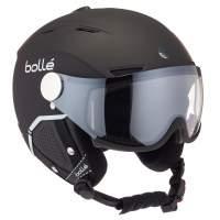 Bolle BACKLINE VISOR PREMIUM SOFT BLACK/WHITE