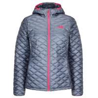 The North Face THERMOBALL HOODIE Frauen GRISAILLE GREY