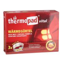 Thermopad WÄRMEGÜRTEL RÜCKEN NOCOLOR