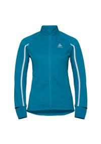 Odlo Jacket Aeolus Pro Warm - Laufjacken für Damen - Blau Blau