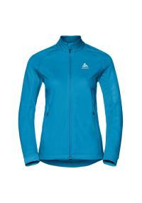 Odlo Jacket Aeolus Warm - Laufjacken für Damen - Blau Blau