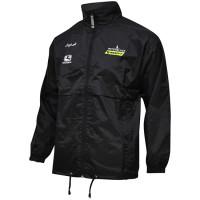 Jacket wasserdicht Giordana Mitchelton Scott Schwarz