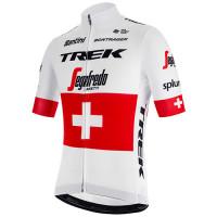Trek Segafredo 2019 Trikot Schweizer Meister
