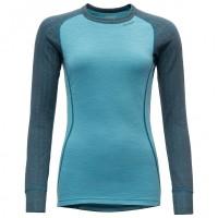 Devold - Duo Active Woman Shirt - Merinounterwäsche Gr L;M;S;XL;XS türkis/blau;lila/rosa Orion