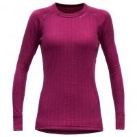 Devold - Duo Active Woman Shirt - Merinounterwäsche Gr L;M;S;XL;XS türkis/blau;lila/rosa Plum