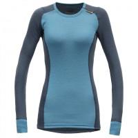 Devold - Wool Mesh Woman Shirt - Merinounterwäsche Gr L;M;S;XS blau Orion