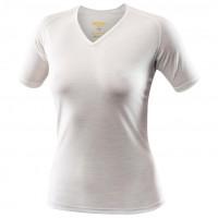 Devold - Breeze Woman T-Shirt V-Neck - Merinounterwäsche Gr L;M;S;XL;XS grau/weiß;schwarz;blau Offwh