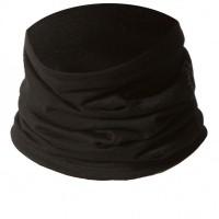 Northern Playground - Neck Wool - Halstuch Gr One Size schwarz;blau/schwarz Black