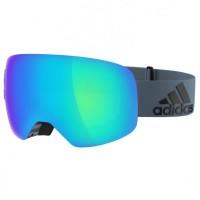 adidas eyewear - Backland Spherical S3 (VLT 13%) - Skibrille türkis/blau